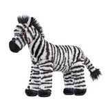 Bob Zebra by Fluff & Tuff, facing the left