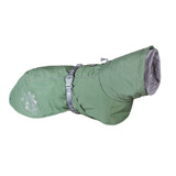 Hurtta Extreme Warmer dog jacket in colour ECO Hedge