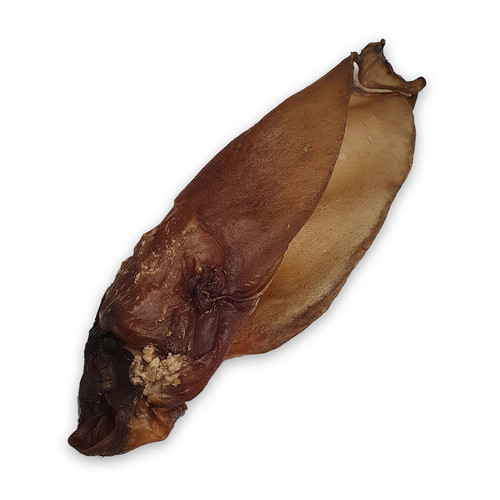 Buffalo Ear with Meat natural dog treat