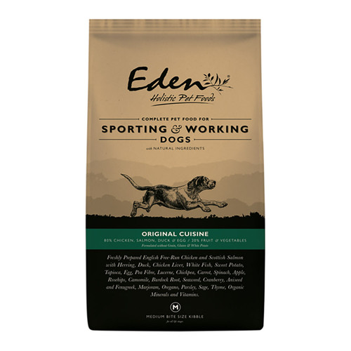 Eden Holistic Sporting & working dog Original 15kg