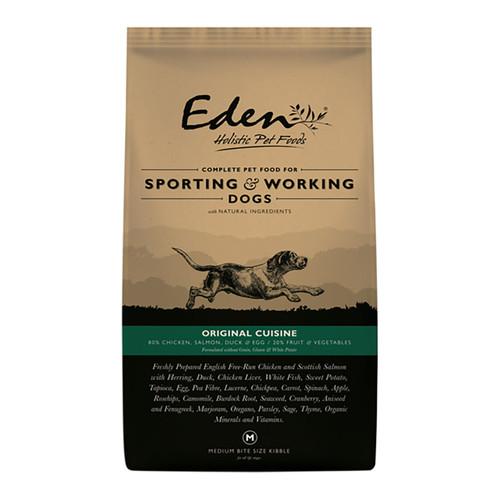 Eden Holistic Sporting & working dog Original 15kg