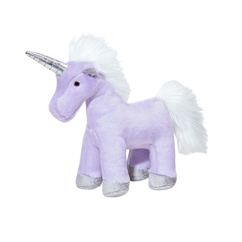 Violet Unicorn by Fluff & Tuff