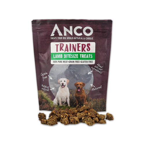Anco Naturals Lamb Trainers Pack
