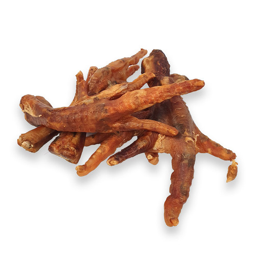 Anco Naturals Chicken feet dog chew treat
