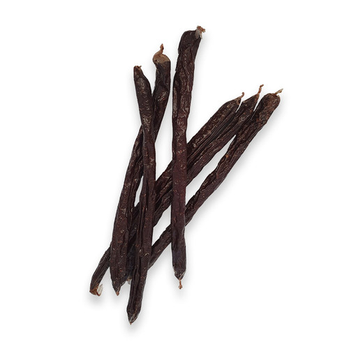 Black pudding sticks natural healthy dog treat
