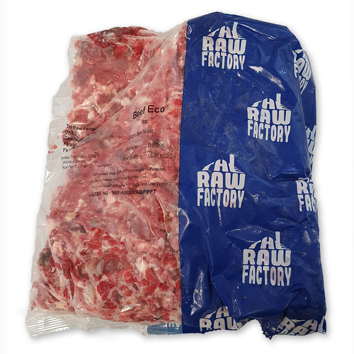 The RAW Factory Beef Eco Mince 1kg