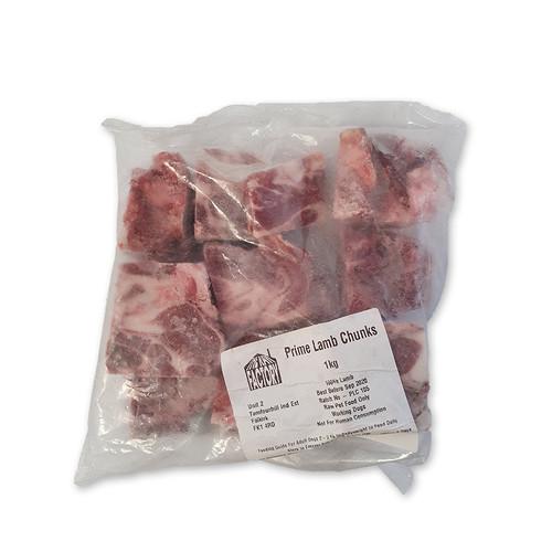 The RAW Factory Lamb Chunks