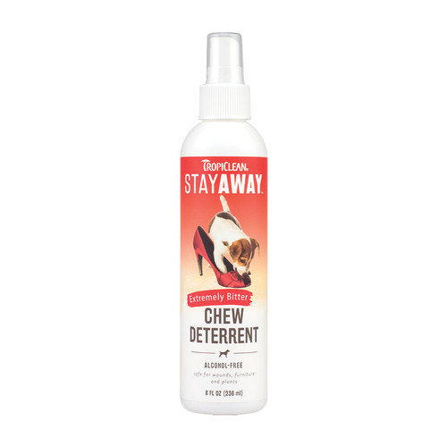 Stay Away Natural Chew Deterrent by Tropiclean