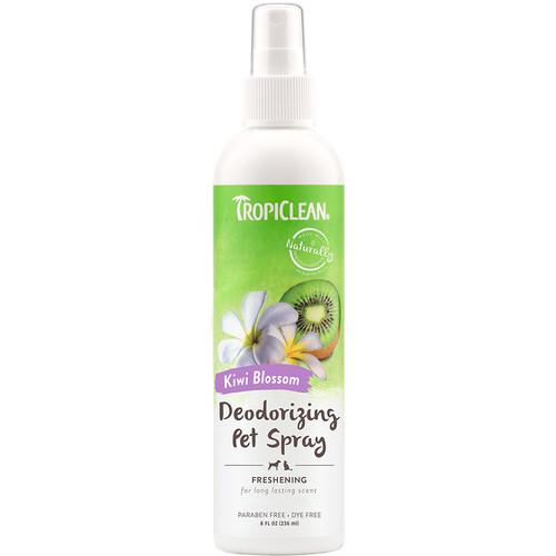 Tropiclean Kiwi Blossom Deodorising spray