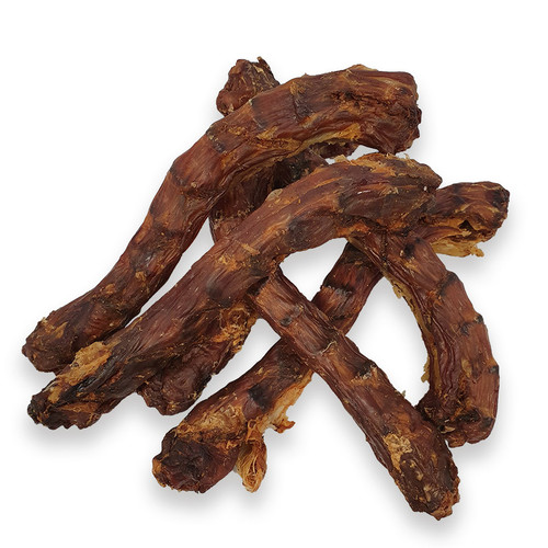 Anco Naturals Duck Necks. 100% Natural Air Dried treat for dogs