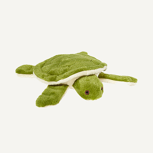 Fluff & Tuff Esmeralda Turtle Plush Dog Toy
