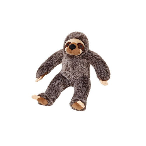 FLuff & Tuff Sonny Sloth Plush Dog Toy at K9active