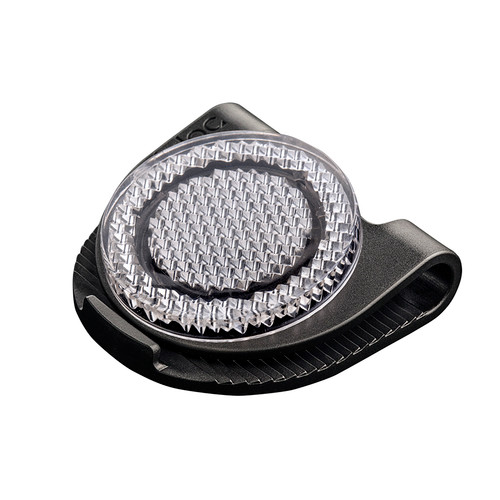 Orbiloc Reflective clip at K9active