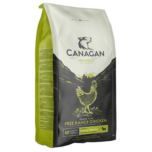 Canagan Small Breed Free Range Chicken
