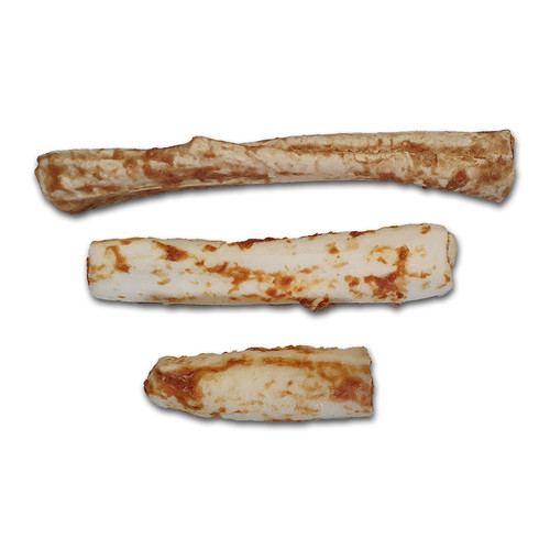 Earth Animal No Hide Beef Flavoured chews Three Sizes