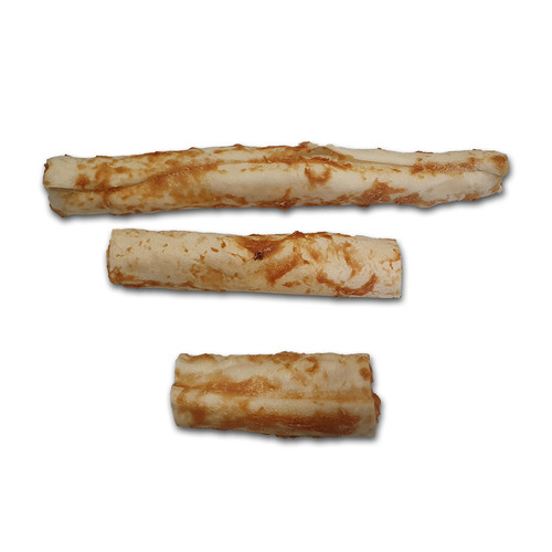 Earth Animal No Hide Chicken Flavoured chews Three Sizes