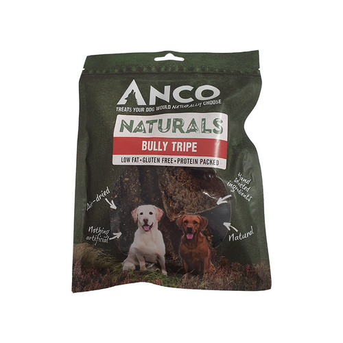 Anco Naturals Bully Tripe Sticks pack 135g
