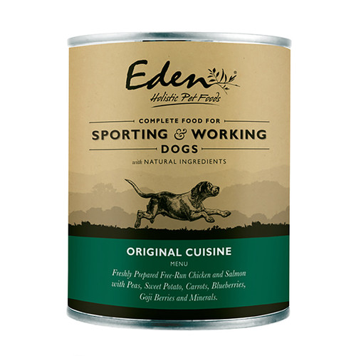 Eden Holistic Original Cuisine Wet Dog Food