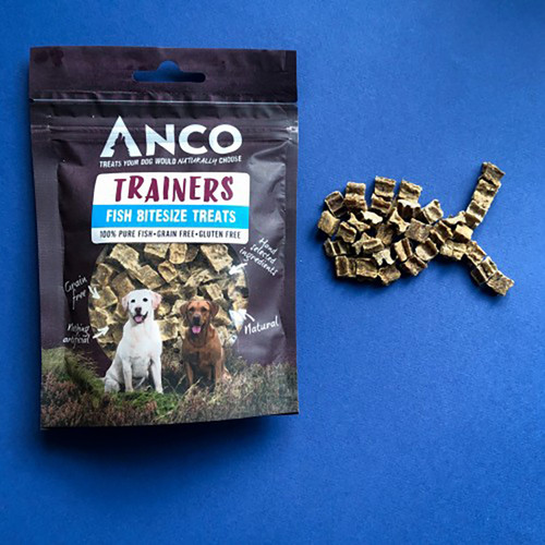 Anco Fish Trainers Dog Treat