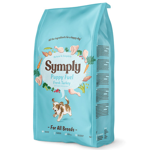 Symply Dog Food Puppy Fuel