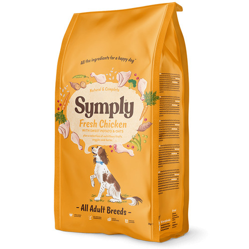 Symply Dog Food Adult Chicken