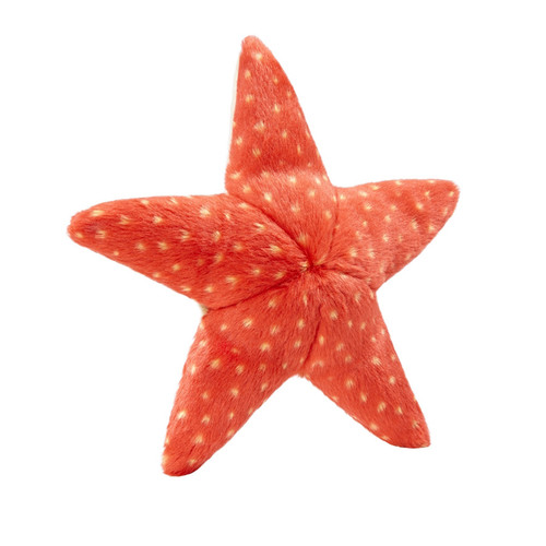 Ziggy Starfish by Fluff & Tuff Plush Dog Toy