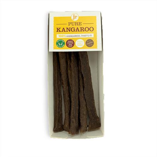Pure Kangaroo Meat Sticks in packaging