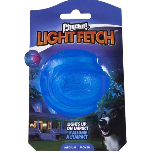 Chuckit! Light Fetch ball in packaging