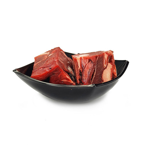 Venison Chunks by The RAW Factory, showing food in a bowl