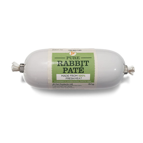 Rabbit Paté by JR Pet Products