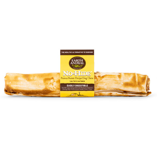 Large Peanut Butter No-Hide Chew by Earth Animal