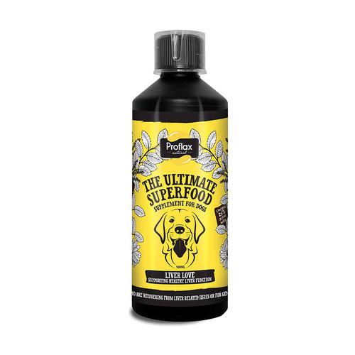 Proflax Liver Love Dog Supplement