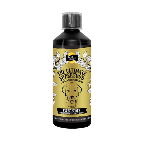 Puppy Power Supplement by Proflax