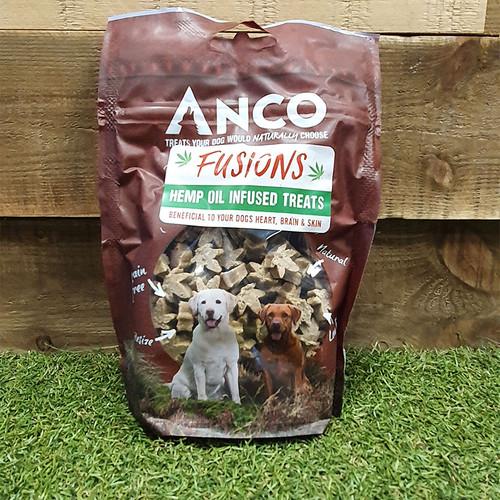 Anco Hemp Oil Fusion Dog Treats