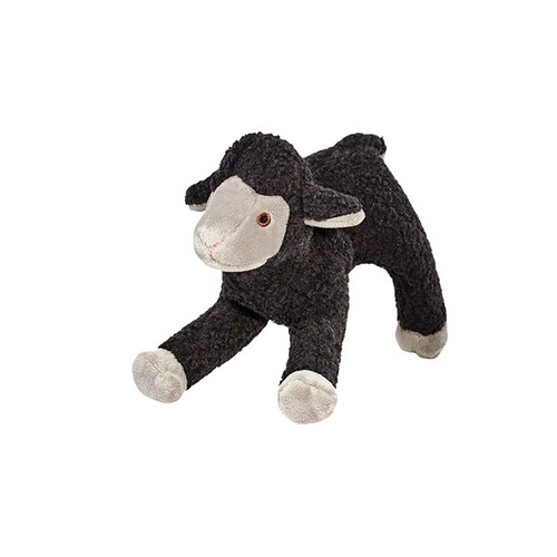 Mary Lamb plush dog toy by Fluff and Tuff