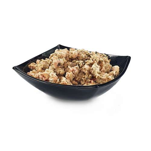 Salmon and Tripe Mince by The RAW Factory, showing food in a bowl