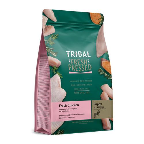 Fresh Pressed Puppy Chicken by Tribal