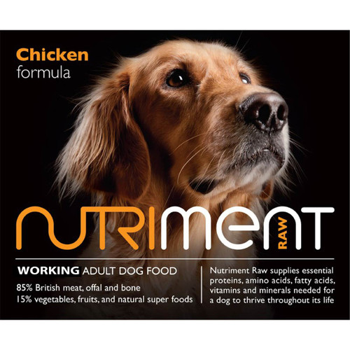Chicken Formula by Nutriment