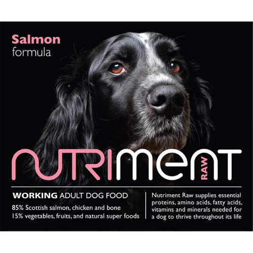 Salmon & Chicken Formula by Nutriment
