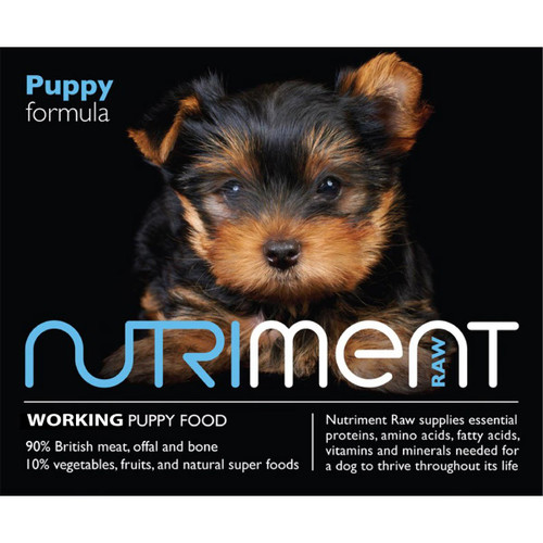 Puppy Formula by Nutriment