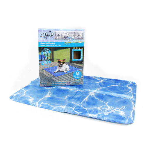 Always Cool Dog Mat by All For Paws