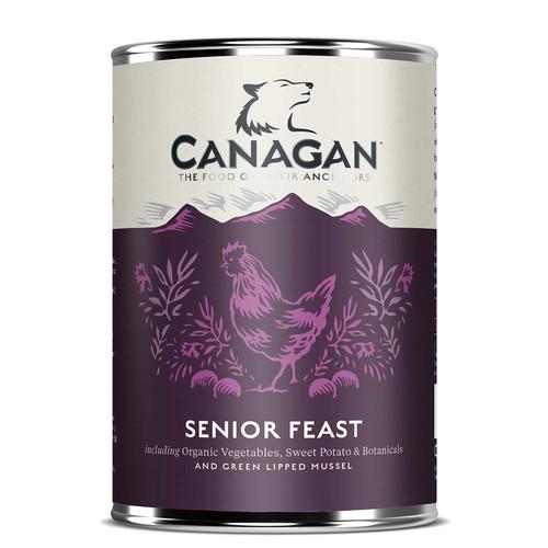 Canagan Tinned Senior Feast Dog Food