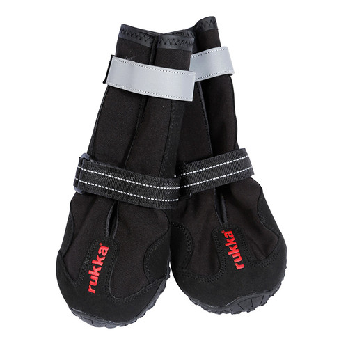 Rukka Proff Dog Boots set of 2 boots.