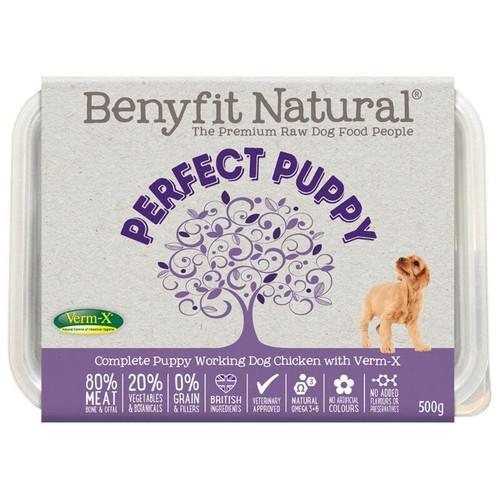 Benyfit Natural Perfect Puppy Chicken RAW Dog Food