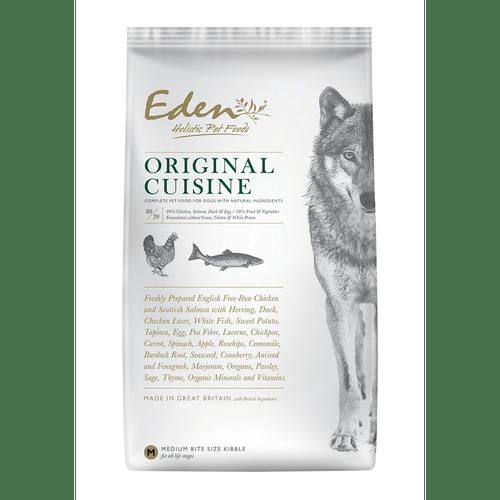 Eden Holistic Dog Food. Original Cuisine