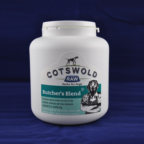 Cotswold Raw Butcher's Blend Supplement for dogs