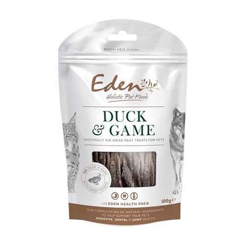 Eden Holistic Duck & Game Cat & Dog Treats