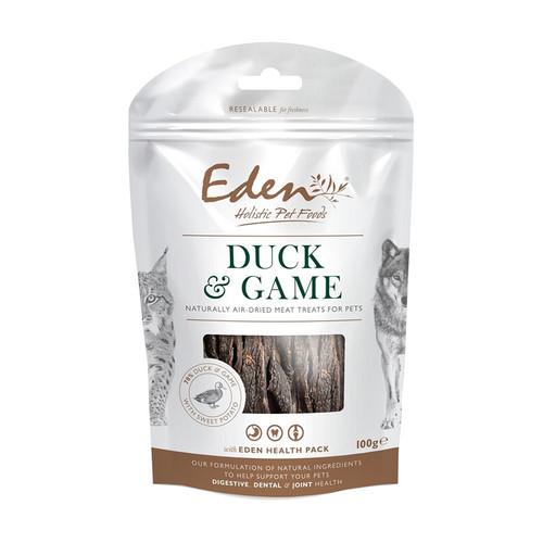 Eden Holistic Duck & Game Cat & Dog Treats