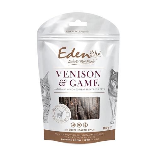Eden Holistic Venison and Game Dog Treats