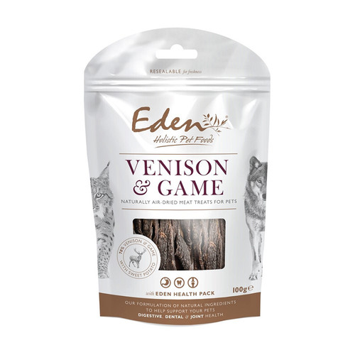 Eden Holistic Venison and Game Dog Treats